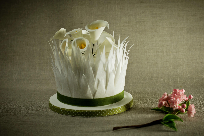 Marie B créatrice de pâtisserie design